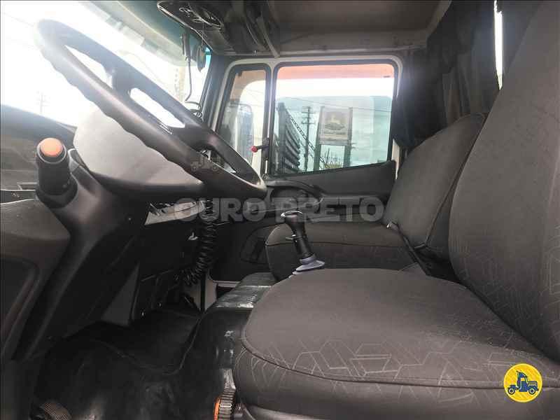 MERCEDES-BENZ MB 1719 680000km 2013/2013 Ouro Preto Caminhões